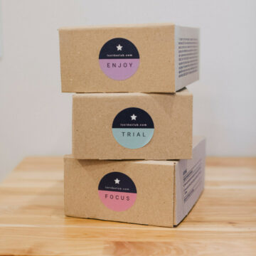 LucidaClub Boxes