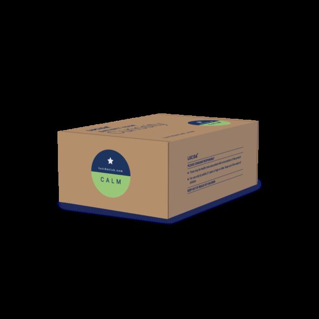 LucidaClub Calm box